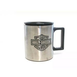 1999 Harley Davidson steel coffee mug